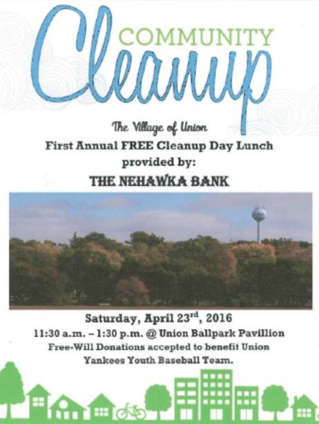 UnionCommunityCleanup-Spring2016