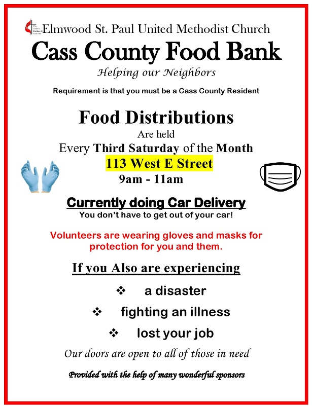 food bank moved